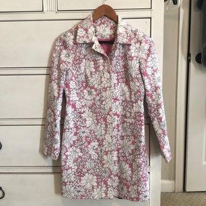Vintage Ann Taylor Loft Trench Coat